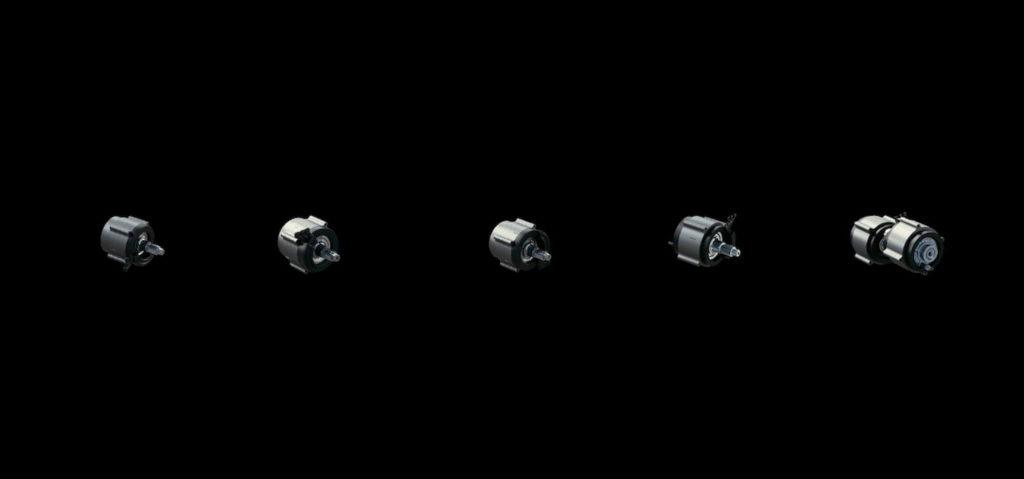 GM Ultium Drive motors TES