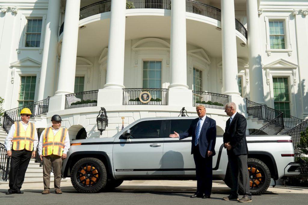Lordstown Endurance President Trump White House