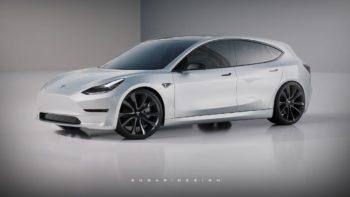 "USD 25,000 Tesla Model 2 ""progressing,"" imagined in 6 designs [Update]"