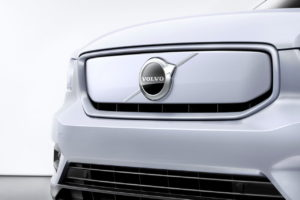 Volvo XC40 Recharge grille