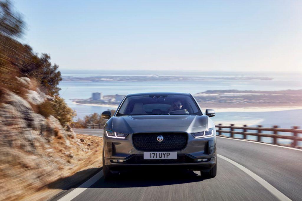 2019 Jaguar I-Pace exterior
