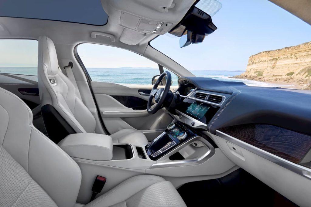 2019 Jaguar I-Pace interior