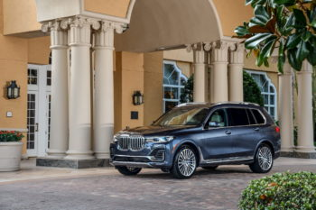 2022 BMW X7 (facelift) likely to come with a plug-in hybrid option