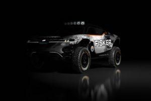Fisker Extreme E motorsport SUV