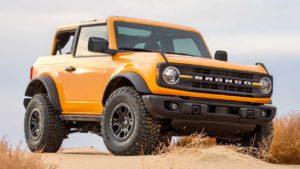 Ford Bronco 3 door