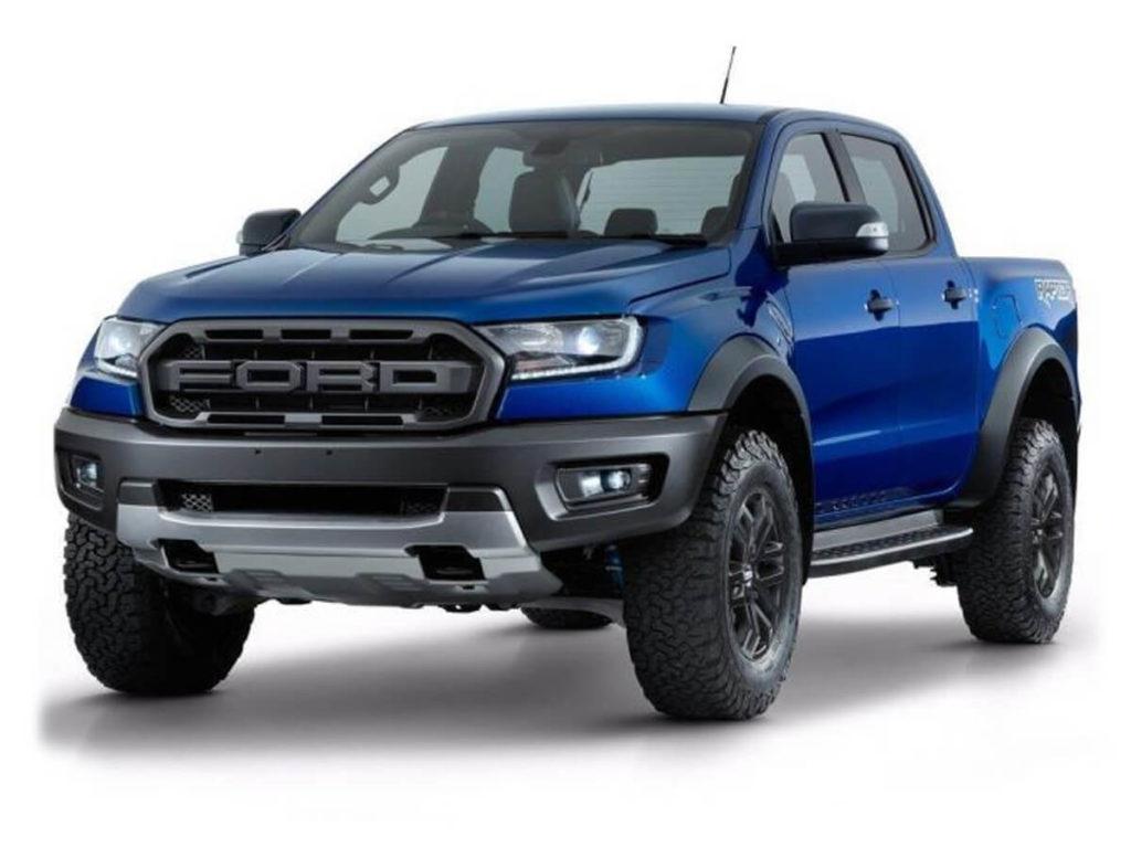 Ford Ranger Raptor USA