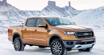 Ford Ranger Hybrid pickup truck confirmed, could make 362 hp [Update]