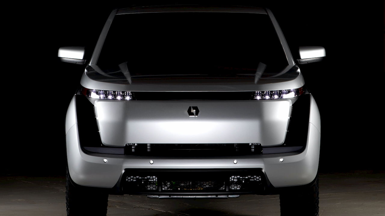 Tough Lordstown SUV to be a smaller Hummer EV SUV alternative