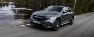 Mercedes EQC USA