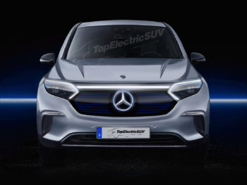 Everything we know about the Mercedes EQS SUV in March 2021