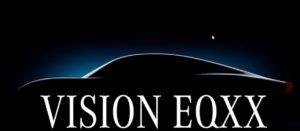 Mercedes Vision EQXX concept