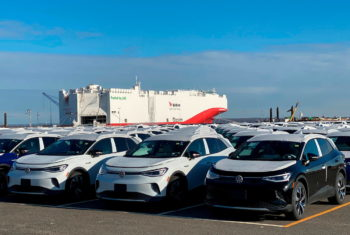 USA-bound 2021 VW ID.4 units shipped; deliveries begin in mid-2021