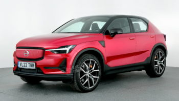 Volvo XC20 electric SUV has the Tesla Model 2 in its sight
