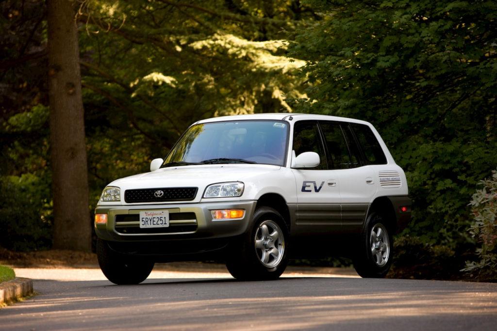 2003 Toyota RAV4 EV 5-door (first-gen Toyota RAV4)