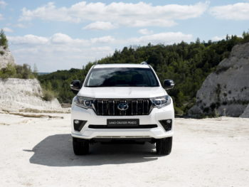 Next-gen Toyota Prado to come with a hybrid electric powertrain [Update]