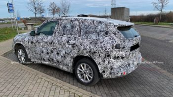 2022 BMW X1 snapped in Germany, to spawn BMW iX1 electric SUV [Update]