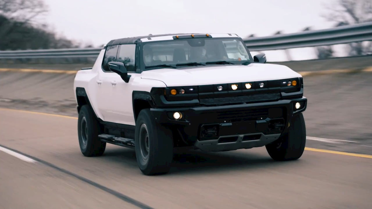 Gmc Hummer Ev Accessory Options To Include Hundreds Of Items