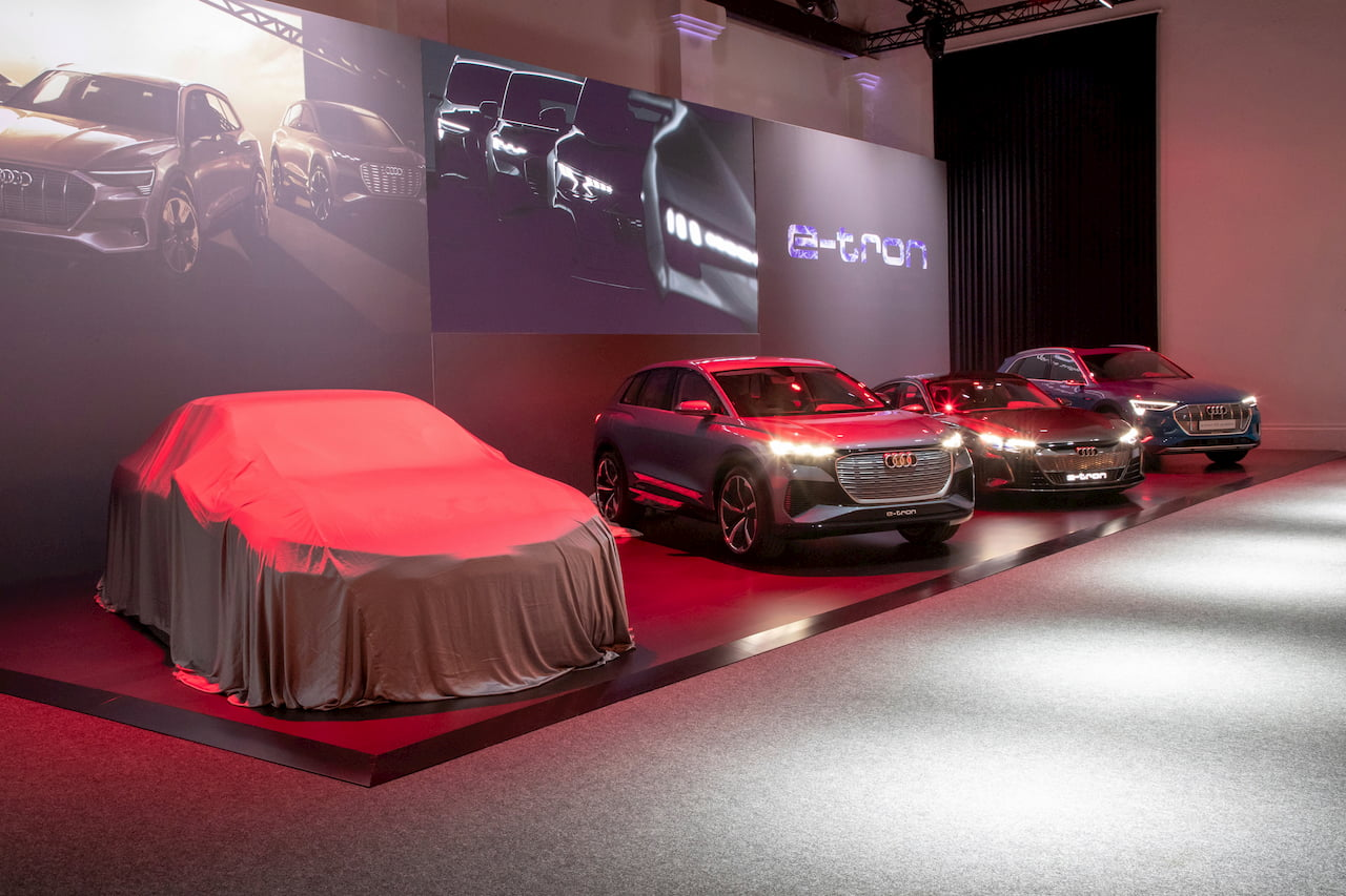 Audi Landjet Audi Artemis project
