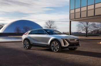 Cadillac Lyriq deliveries to begin 9 months earlier than schedule