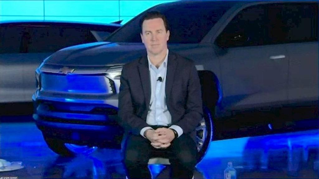 Chevrolet BET Truck front teaser