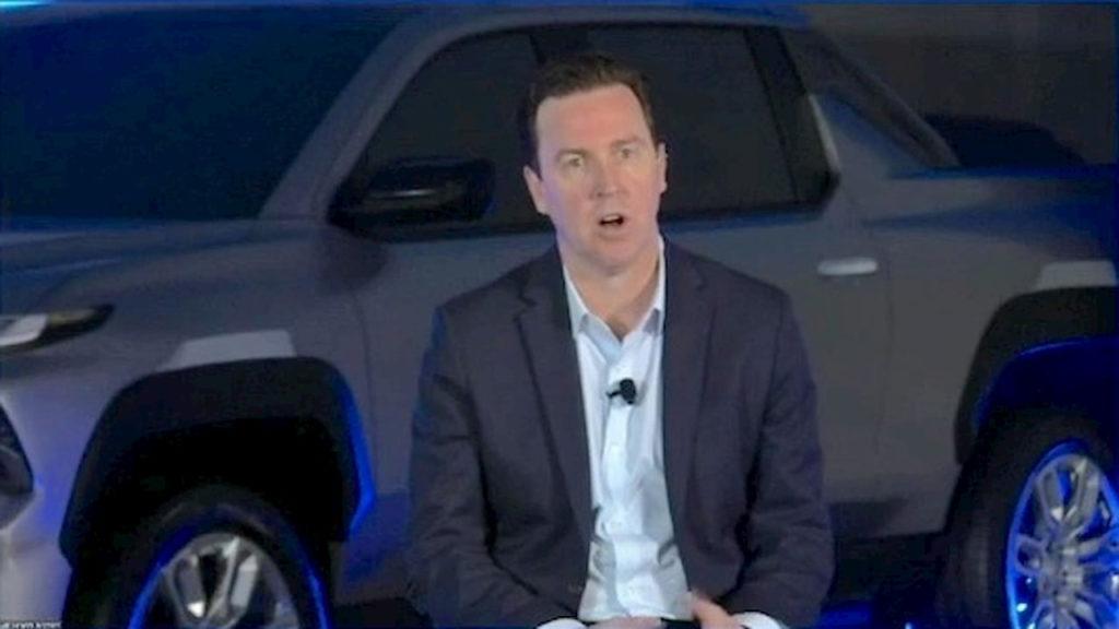 Chevrolet BET Truck side teaser