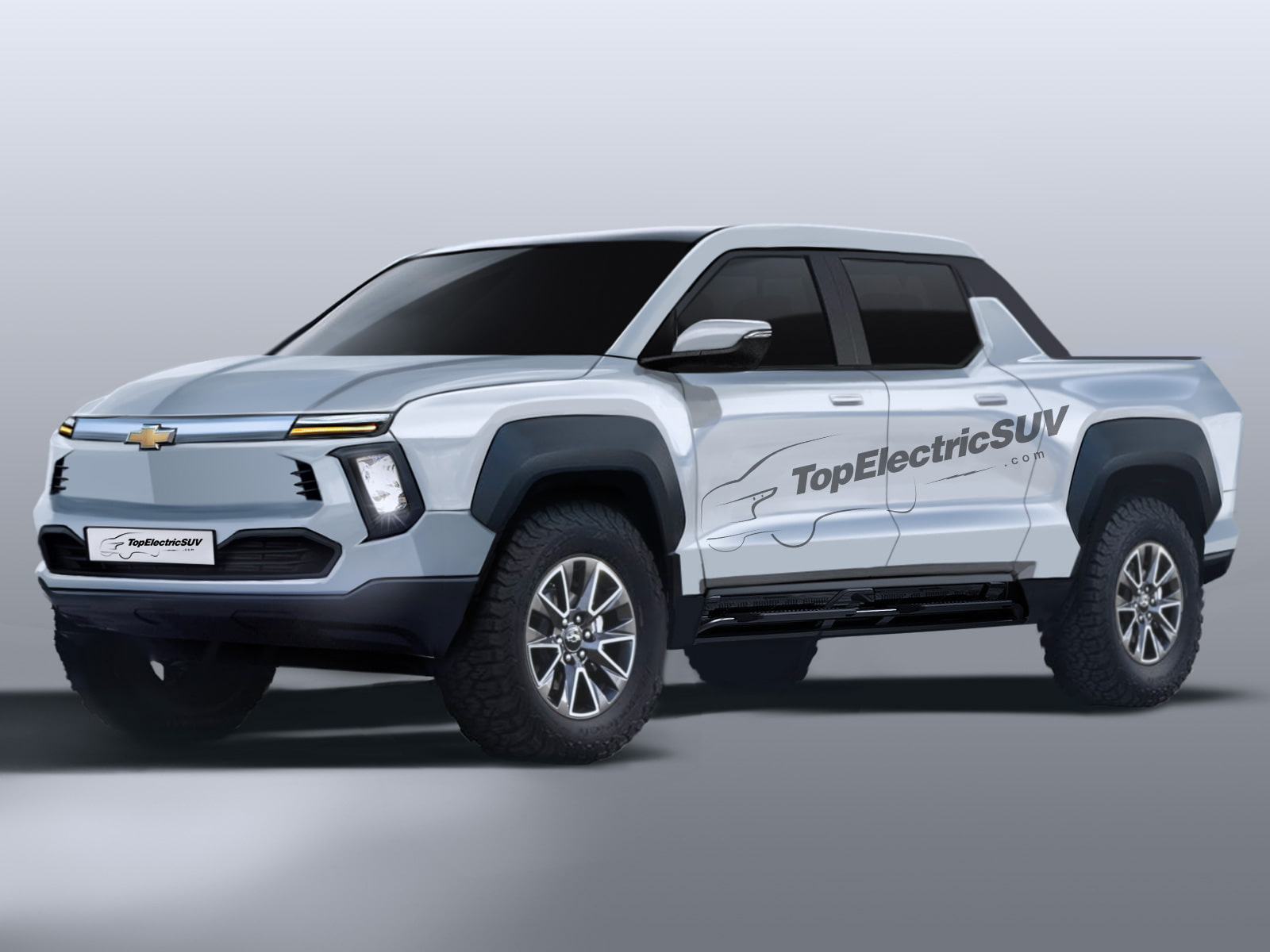 Chevrolet Bet Electric Pickup Truck To Debut At Ces 2021 Report
