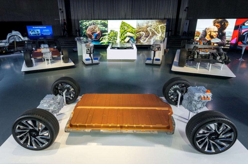 GM third-gen EV platform Ultium battery pack