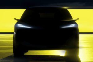 Lotus electric SUV Lotus Type 132 teaser
