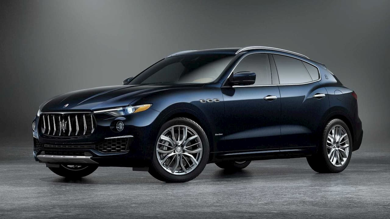 Gen Ii Maserati Levante Is The Company S 2nd Electric Suv