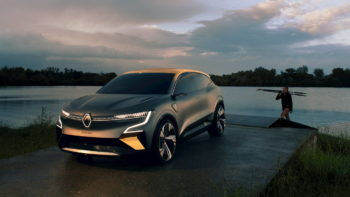 400 hp Renault Megane Alpine e-SUV could smoke the VW ID.4 GTX [Update]