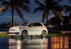 2022 Fiat 500X Pop Sport package