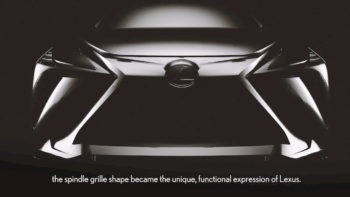 Lexus electric SUV marks a new chapter for the Spindle Grille [Update]