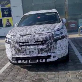 2022 Nissan Pathfinder spied in UAE, to come in a hybrid variant [Video]
