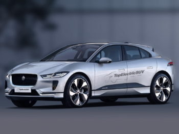 New Jaguar I-Pace rendering leaves nothing to the imagination