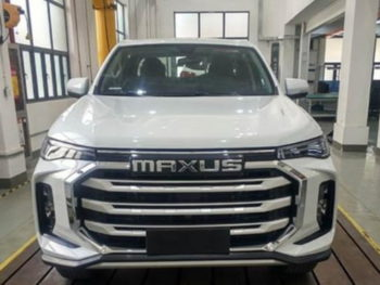 Production Maxus electric pickup truck leaked [Update]