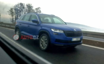 2021 Skoda Kodiaq (facelift) leaked, likely to come with 48V mild-hybrid tech