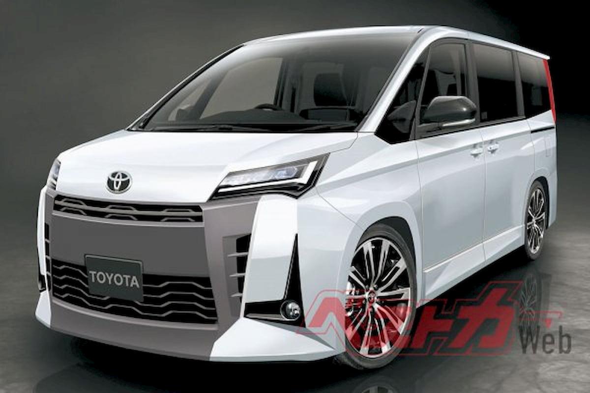 Kelebihan Toyota Voxy Review