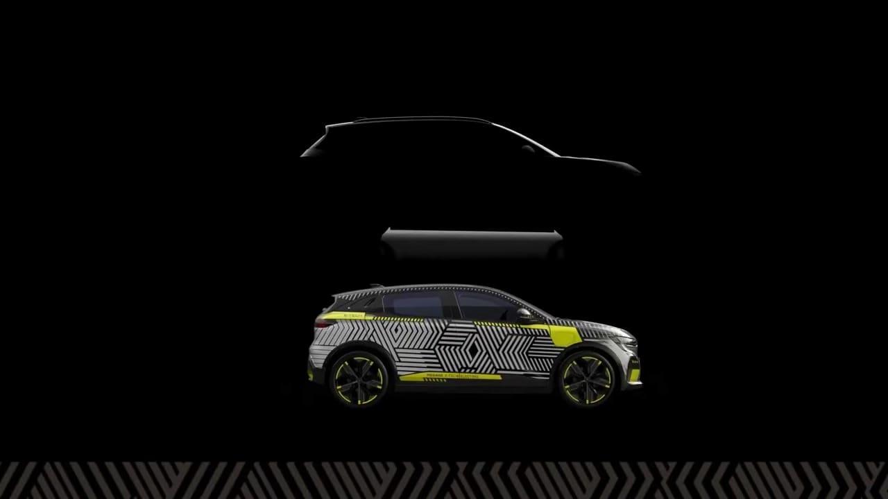 Production Renault Morphoz teaser