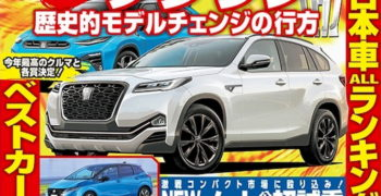 Toyota Crown hybrid SUV to slot above the Venza/Harrier [Update]