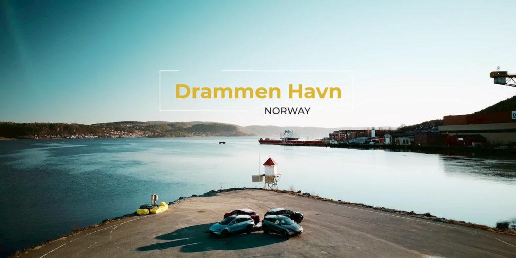 Xpeng G3 Drammen Havn