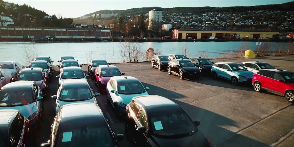 Xpeng G3 Norway deliveries