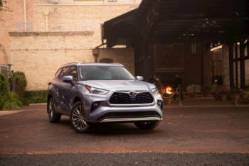 Toyota Grand Highlander could be the three-row SUV rolling out of Princeton plant