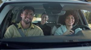 2022 Chevrolet Bolt EUV interior seats teaser