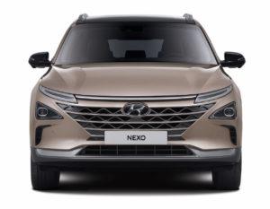 2022 Hyundai Nexo front