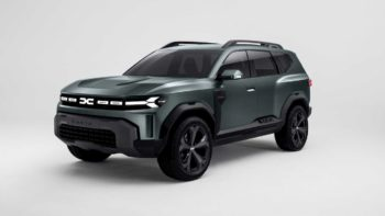 Dacia Bigster Concept could lead to a budget three-row SUV [Update]