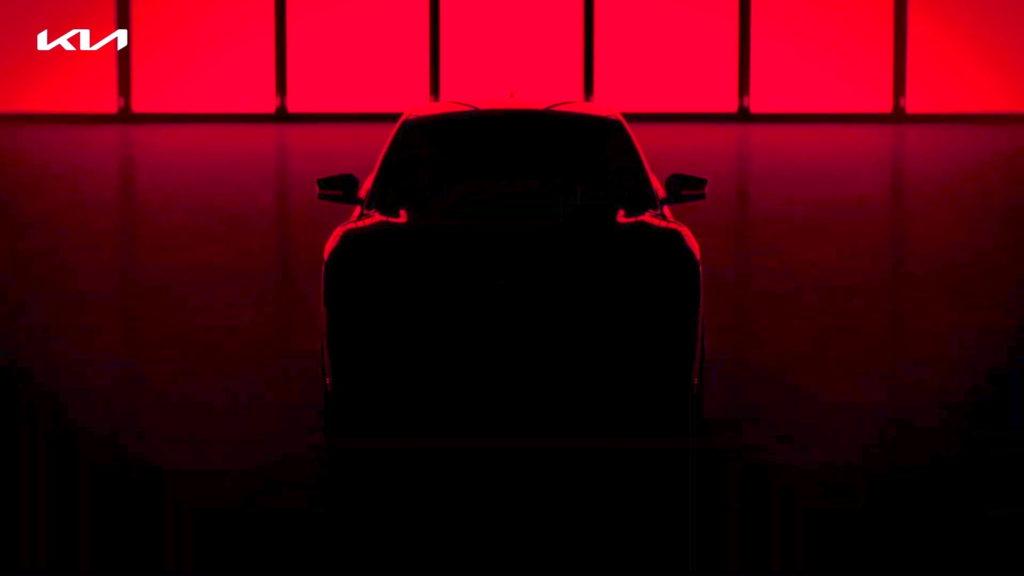 Kia CV Kia EV5 front teaser