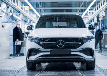 5 things you need to know about the Mercedes EQA electric SUV
