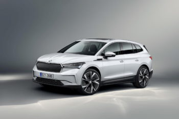 VW ID.4 cousin Skoda Enyaq iV's range increased to 333 miles
