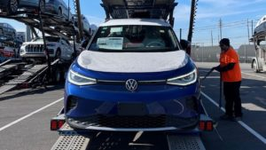 VW ID.4 arrives in the United States