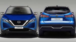 2021 Nissan Qashqai e-Power rendering